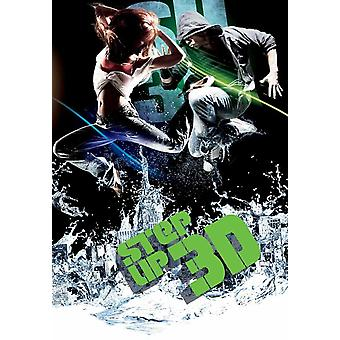 Step Up 3-D Movie Poster (27 x 40)