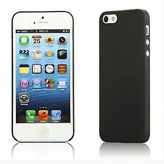 Matte black shell for Iphone 5, 5s & SEE