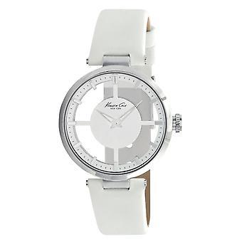 Kenneth Cole New York women's watch wristwatch leather 10008175
