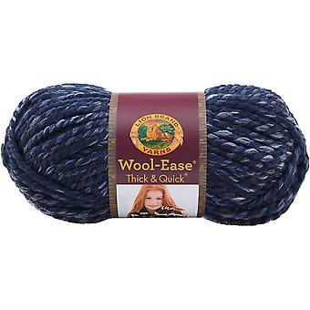 Wool-Ease Thick & Quick Yarn-River Run
