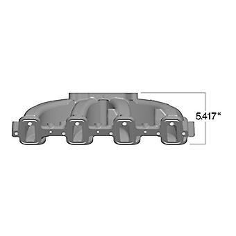 Holley 300-132 Left Side Single Plane Mid-Rise Intake