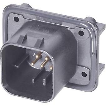 Tira de pin TE conectividad incorporada (precisión) AMPSEAL Total número de pernos 8 1 1-776280-1 PC