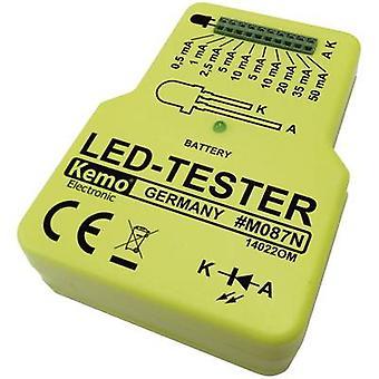 LED tester Component Kemo M087N 9 Vdc
