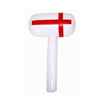 Union Jack Wear England St George Inflatable Hammer
