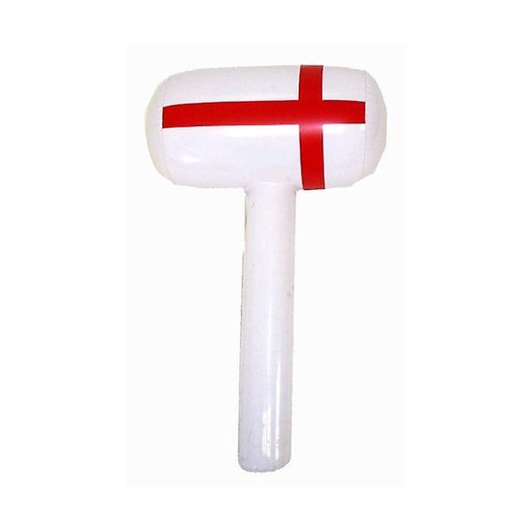 Union Jack Wear England St George Inflatable Hammer