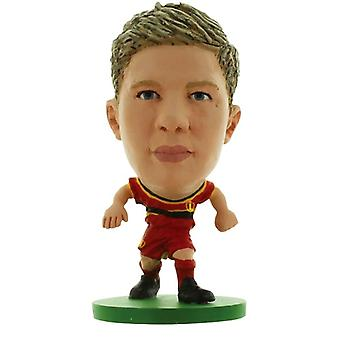 Soccerstarz Belgium Kevin De Bruyne Figures