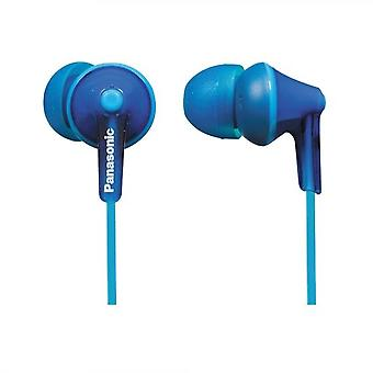 Panasonic RPHJE125/BLUE Ergofit In-Ear Headphone Earphone RP-HJE125E-A
