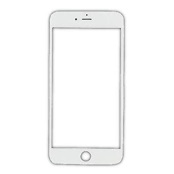 Stuff Certified ® iPhone 7 AAA + Quality Front Glass - White