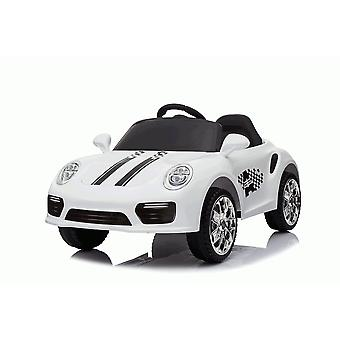 Rideontoys4u Kinder 12V Boxster Stil Sport Coupe Electric Ride On Auto White