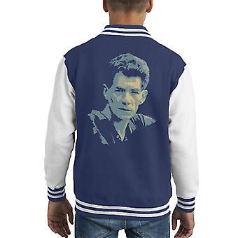 TV Times Ian McKellen 1982 Kid's Varsity Jacket