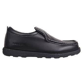 Kangol Kids Waltham Slip On Childrens Boys Shoes Casual School