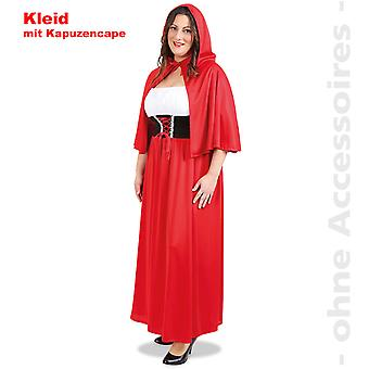 Little Red Riding Hood women's fairy costume little Red Riding Hood dress ladies costume