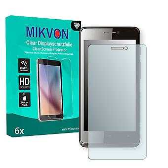 Archos 45 Titanium Screen Protector - Mikvon Clear (Retail Package with accessories)