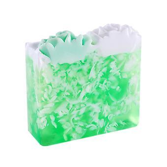 Badefee Cremeseife Glyzerinseife Green Paradise grün Blumig-frisch 100 g