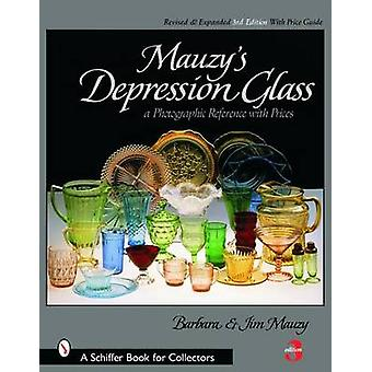 Mauzy's Depression glas - en fotografisk Reference med priser (3rd Rasmussen