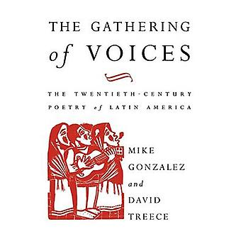 Indsamling af stemmer - tyvende århundrede poesi af Latinamerika af