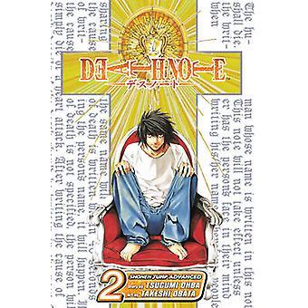 Death Note by Tsugumi Ohba - Takeshi Obata - 9781421501697 Book