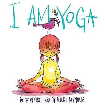 Jag är Yoga av Susan Verde - Peter Reynolds - 9781419716645 bok