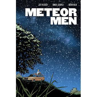Meteor Men by Jeff Parker - Kevin Volo - Sandy Jarrell - 978162010151