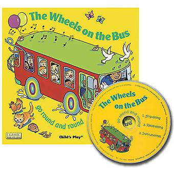 The Wheels on the Bus Go Round and Round by Annie Kubler - 9781904550