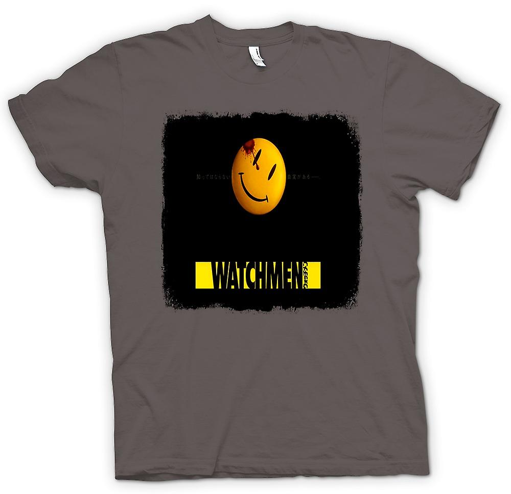 T-shirt - Watchmen - film giapponese