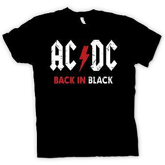 AC / DC - Back In Black T-shirt