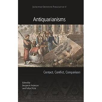 Antiquarianisms - Contact - Conflict - vergelijking door Benjamin Anderson
