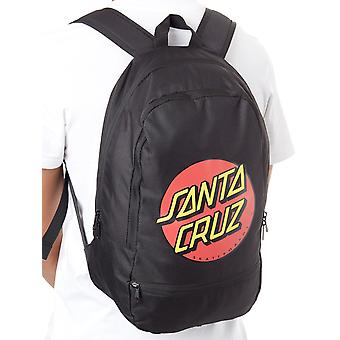 Santa Cruz Black Classic Dot Backpack