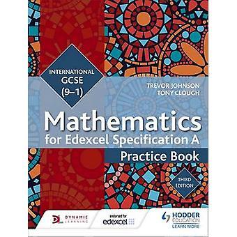 Edexcel internacional GCSE (9 - 1) Livro de prática matemática por Trevor
