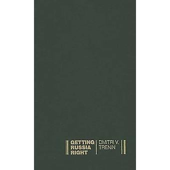 Richtiges Russland durch Dmitri V. Trenin - 9780870032356 Buch