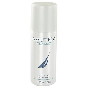 Nautica Classic by Nautica Deodarant Body Spray 5 oz / 150 ml (Men)