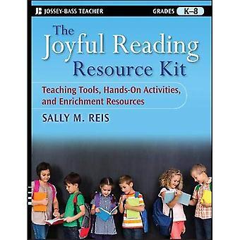 The Joyful Reading Resource Kit: Teaching Tools, Hands-on Activities, and Enrichment Resources, Grades K-8 (Jossey-Bass Teacher)