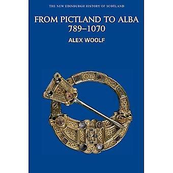 Van gebruikten naar Alba: Schotland, 789-1070 (nieuwe Edinburgh geschiedenis van Schotland): Schotland, 789-1070 (nieuwe Edinburgh geschiedenis van Schotland)