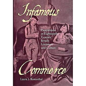 Comércio infame: Prostituição na literatura inglesa do século XVIII e cultura