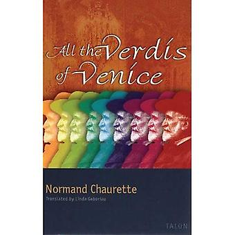 All the Verdis of Venice