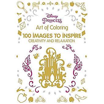 Art Therapy: Disney Princess