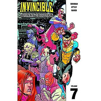 Invincible Ultimate Collection Volume 7 HC