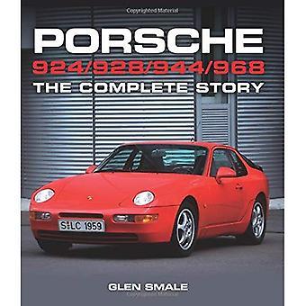 Porsche 924/928/944/968: A história completa