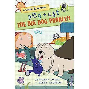 Peg + gato: O problema do cão grande: um leitor de nível 2