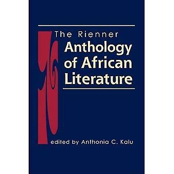 Rienner antologin av afrikansk litteratur