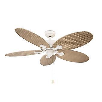 Phuket Old hvidt loft Fan - Leds-C4 30-4398-16-16