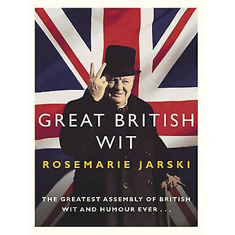 Großen britischen Witz von Rosemarie Jarski