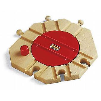 BRIO Mechanical turntable Wooden Toy