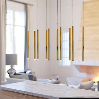 Hanger verlichting keuken Lamp slaapkamer plafond licht 10 Hangers rechthoekige luifel