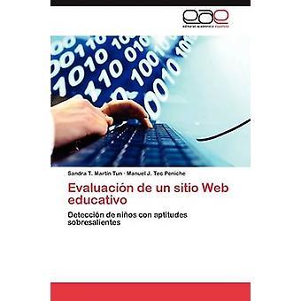 Plasmó de Un Sitio Web Educativo por Martin Tun Sandra T.