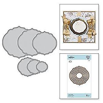 Etiquetas Curvy truecan morir (S4-930)