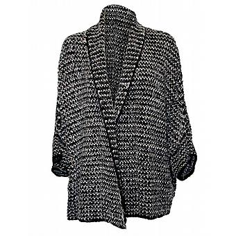Waooh kurtka kobieta aspekt sweter wełny