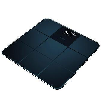 Beurer GS235 black bathroom digital scale