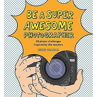 Een Super Awesome fotograaf