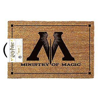 Harry Potter Ministry Of Magic Doormat